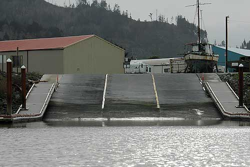 Port of Gold Beach